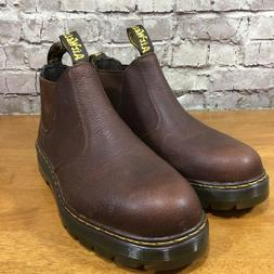 """Dr """"Doc"""" Martens Hardie Men's Pull On Chelsea Boots Shoes St"""