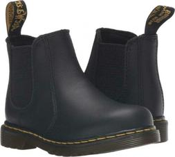 Dr. Martens Kid's Collection 2976 Shenzi Chelsea Boot , Blac