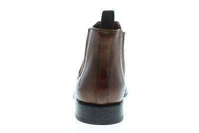 Frye Mens Leather Slip On Boots