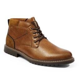 Men's Leather Chukka Casual Boot Dress Boots Durable Stylish